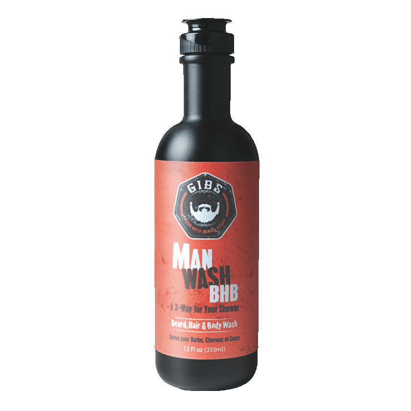 Man Wash BHB by GIBS